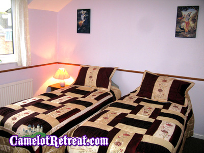 Chalice Room – Camelot Retreat