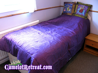 Merlin Room – Camelot Retreat