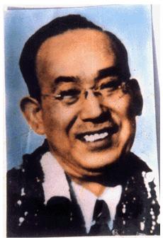 Dr Chujiro Hayashi