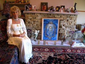 Camelot Retreat - Valerye Meditation Room