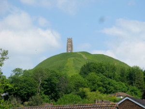 Glastonbury Tor - Camelot Retreat - Accommodation Glastonbury
